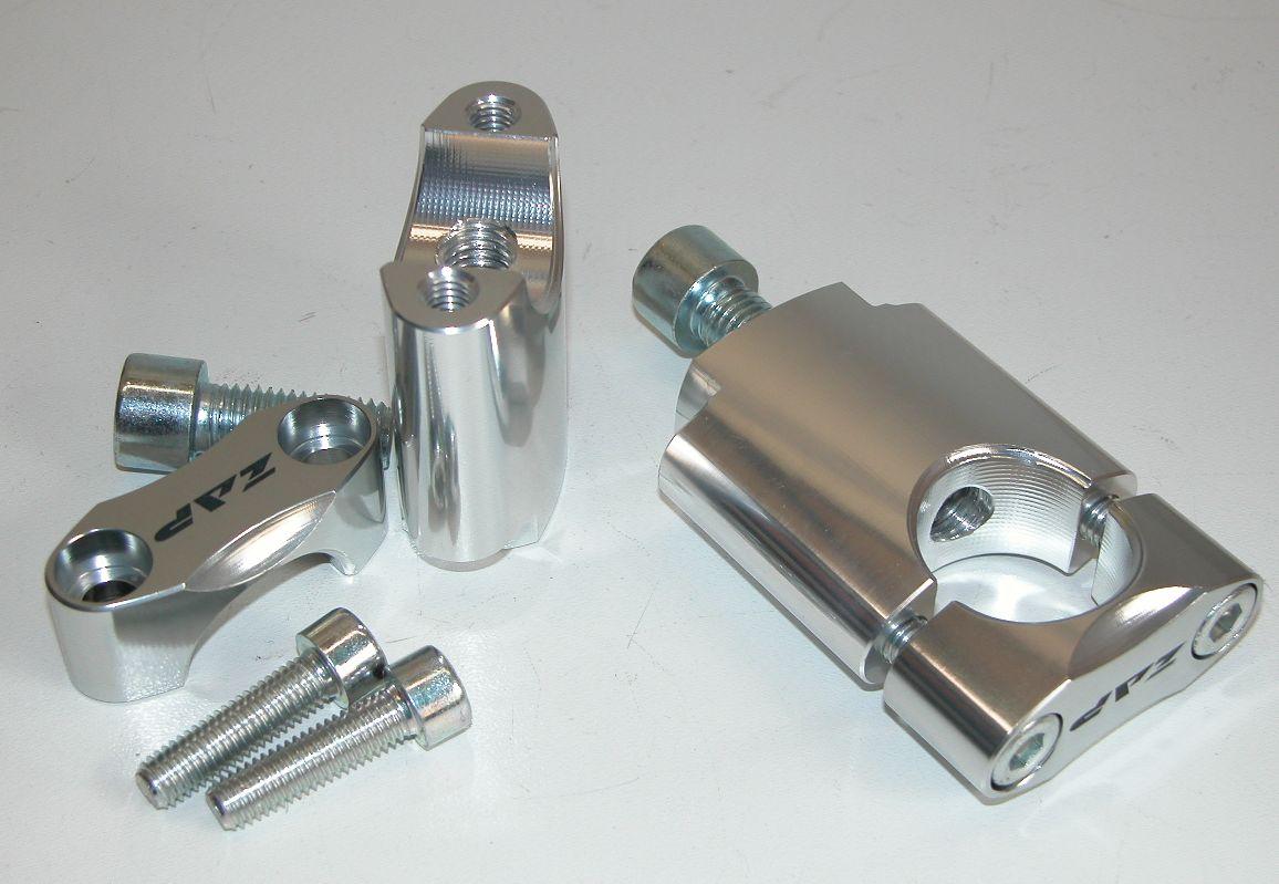 Klemmsatz für Lenker 28,6 mm - 55mm hoch