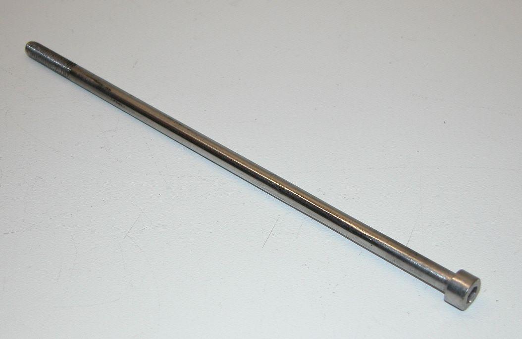 Schraube für Luftfilterdeckel M6x176 VA