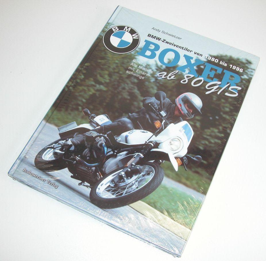 Boxer BMW-Zweizylinder von 1980 bis 1996, Band 2