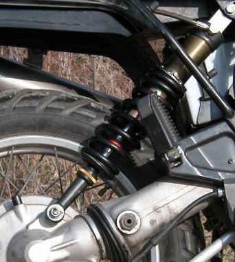 Stoßdämpfer Hyperpro 461 -  BMW R 80 - 100 R  GS