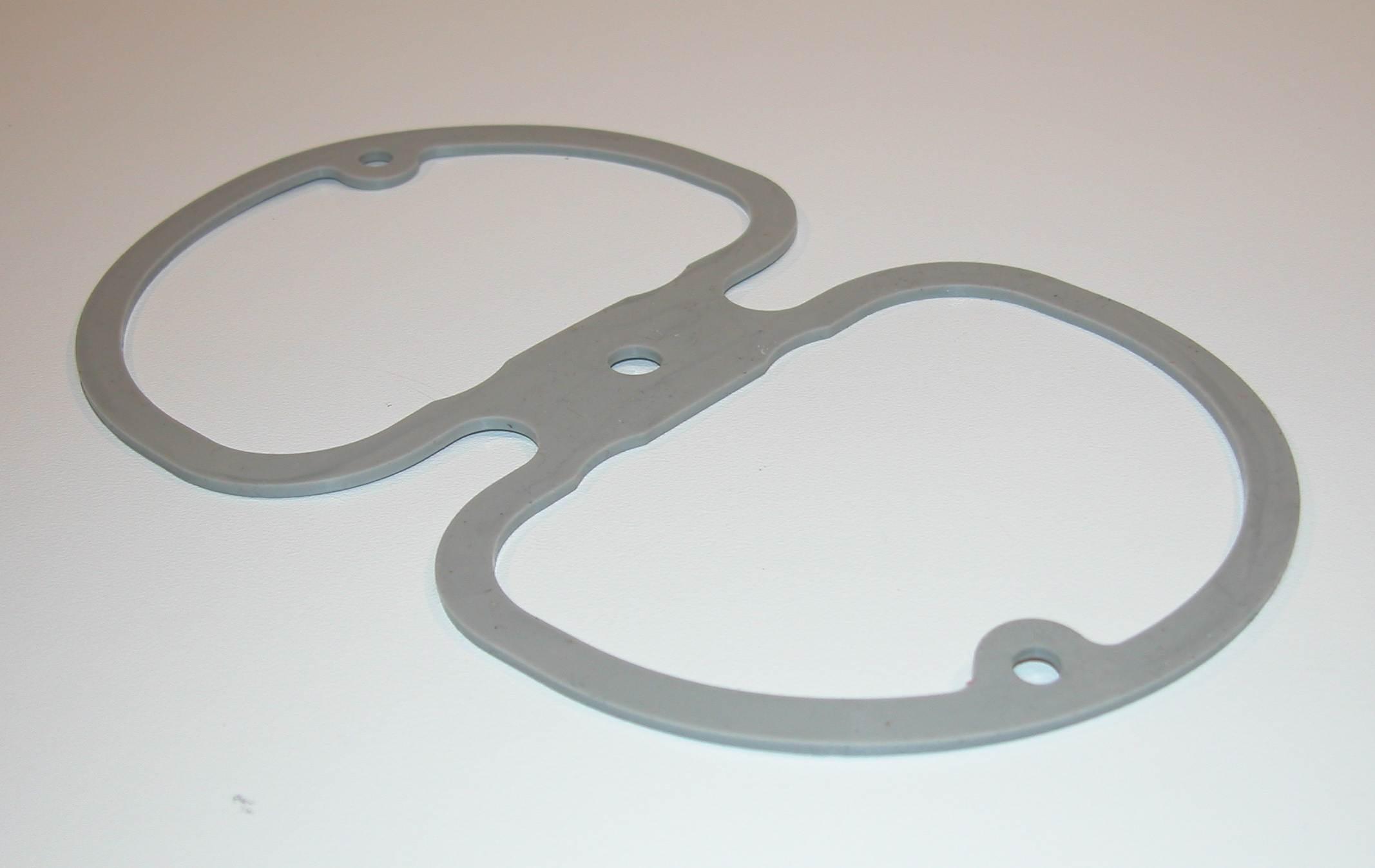 Ventildeckeldichtung aus Silikon (2 Stück)   BMW
