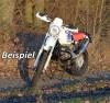 UFO Gabelschutz  KTM BMW WP 40 USD schmal weiß
