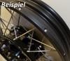 Speichensatz R 80 100 GS Hinterrad Edelstahl