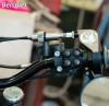 Gaszugverteiler - Chokeverteiler BMW Motorrad Edelstahl