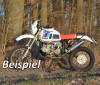 Lenker BMW R 80  100  GS G-S ST hoch Alu 22mm