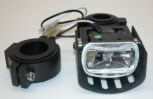 Zusatzscheinwerfer H3 12V 55 Watt