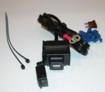 USB Steckdose - Anschluss 12 V