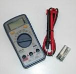 Multimeter - Stromprüfer - Spannungsprüfer