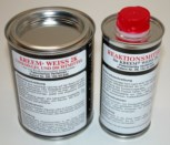 Tanksiegel und Reaktionsmittel KREEM® WEISS 650g