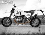 Auspuffanlage SGS2-1M BMW Motorrad R 2-V  R 80 R - GS