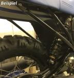 Verstärkungsstrebe BMW R 65   100 GS Rahmenheck