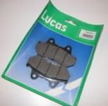Bremsbelag Lucas MCB712