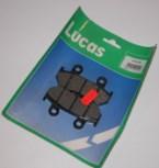 Bremsbelag Lucas MCB562