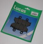 Bremsbelag Lucas MCB571