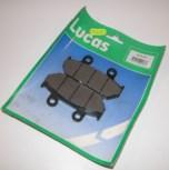 Bremsbelag Lucas MCB624