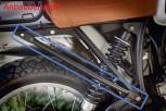 Verstärkungsstrebe BMW R 65 – 100 GS Rahmenheck